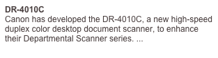 DR-4010C
